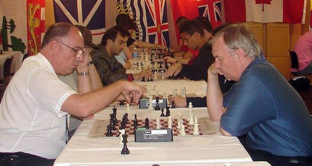 2006 Canadian Closed Chess Championship Blitz Tournament Toronto Ontario