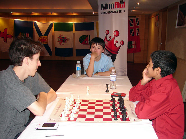 2006 Canadian Closed Chess Championship Playoff Toronto Ontario