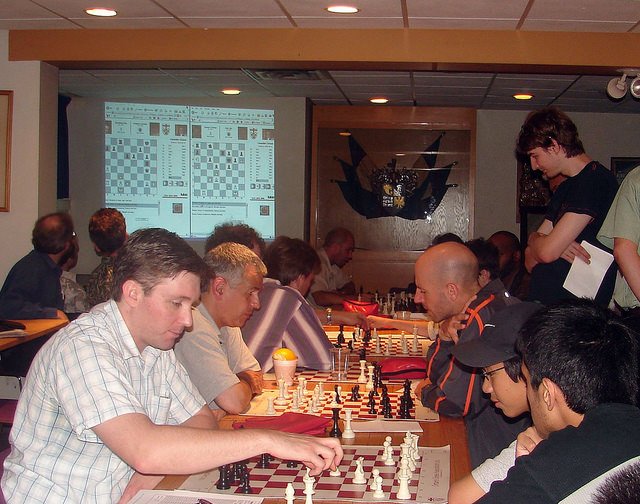 2006 Canadian Closed Chess Championship Day 2 Toronto Ontario