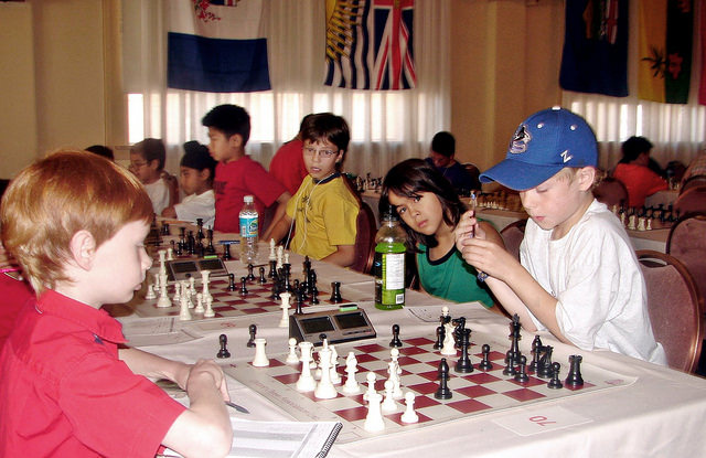 2006 Canadian Youth Chess Championship - Kitchener  Ontario