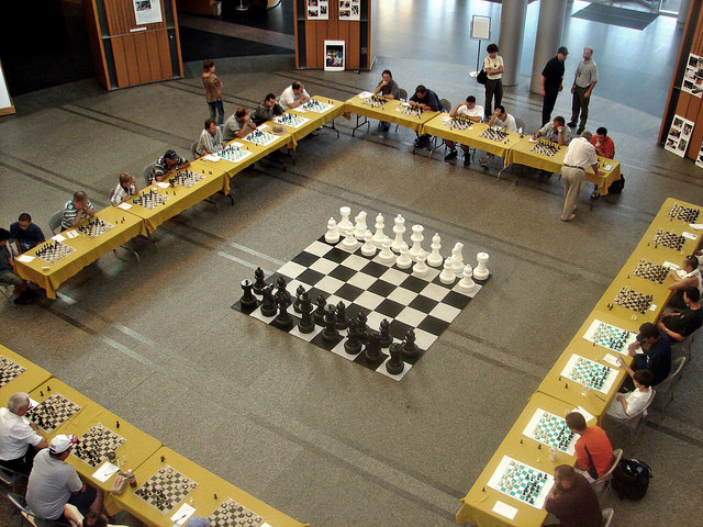 2006 Canadian Youth Chess Championship, Outside Festival and Simul - Kitchener Ontario