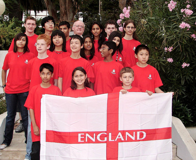 England at the 2006 European Youth Chess Championship Herceg Novi Montenegro
