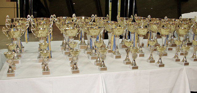 2006 European Youth Chess Championship Closing Ceremony, Herceg Novi, Montenegro
