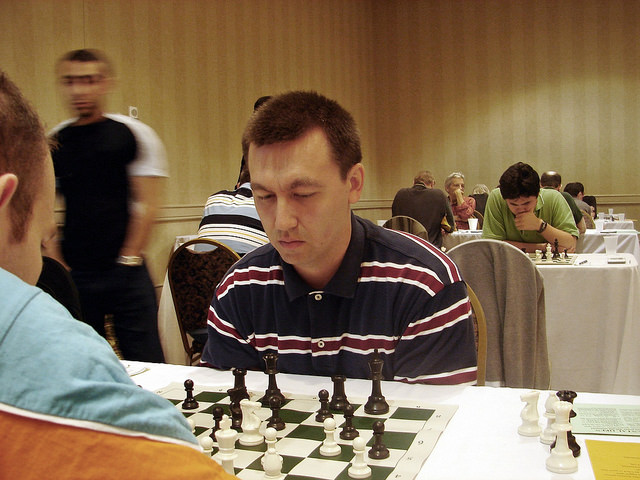 2006 World Open Chess Tournament Philadelphia Pennsylvania