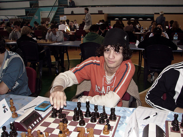 2006 World Youth Chess Championship Day 7 and 8, Batumi, Georgia, October 18-28, 2006
