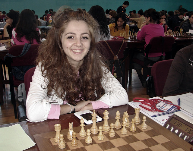 2006 World Youth Chess Championship Day 9 and 10 Batumi Georgia