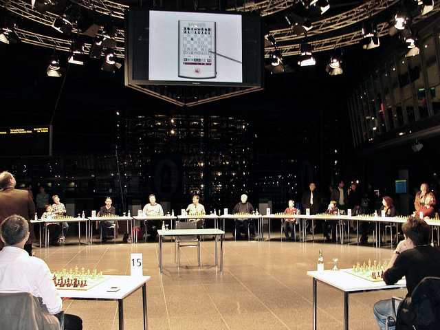 2007_Anatoly Karpov Chess Simul, Germany