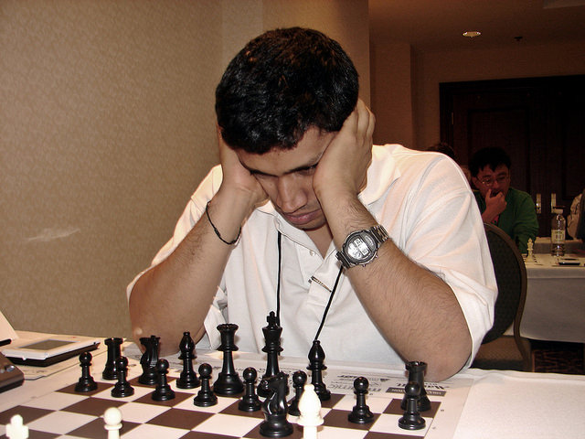 2007 Canadian Open Chess Championship Round 1 and 2 Ottawa Ontario Canada