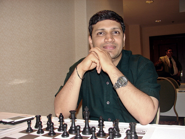 2007 Canadian Open Chess Championship Round 3 and 4 Ottawa Ontario Canada