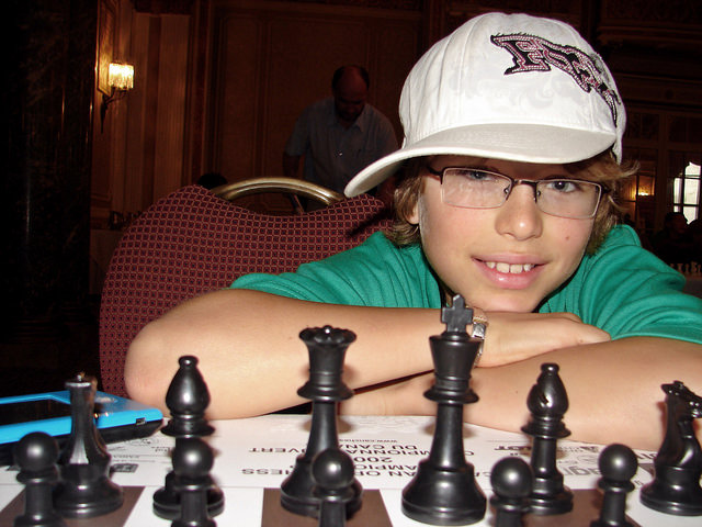 2007 Canadian Youth Chess Championship Ottawa Ontario Canada