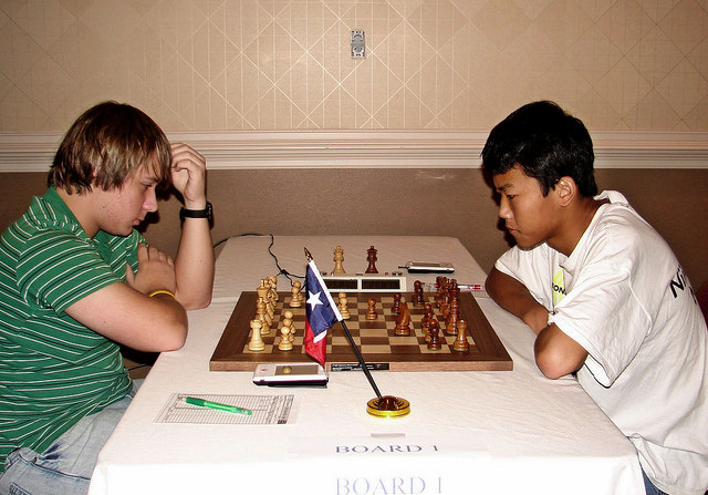 2007 Denker and Susan Polgar Chess Championship Cherry Hill New Jersey USA