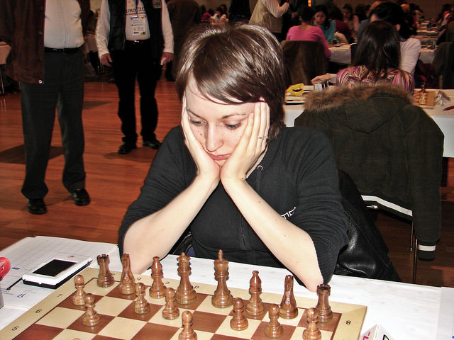 2007 European Individual Chess Championship Women's Section 1 Dresden Germany