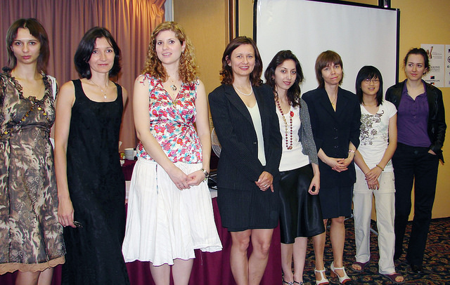 2007 First International Women's Chess Grand-Prix and Empresa Awards Ceremony Montreal Quebec Canada