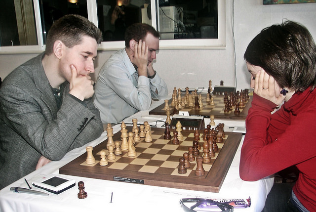 2007 GibTelecom Chess Festival Day 1 and 2 Caleta Hotel Gibraltar
