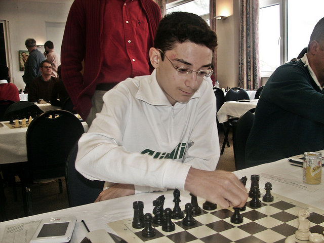 2007 GibTelecom Chess Festival Day 3 and 4 Caleta Hotel Gibraltar