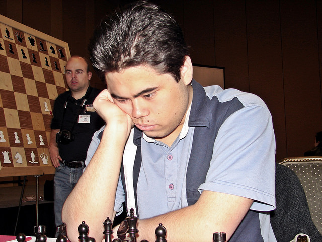 2007 Las Vegas International Chess Festival Las Vegas Nevada, USA