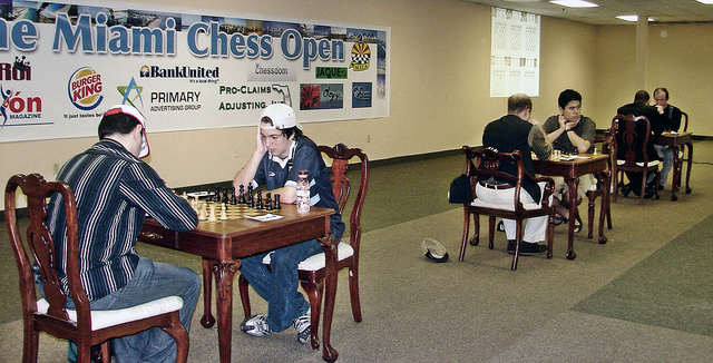 2007 Miami Open Chess Tournament Miami Florida USA