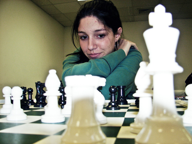 2007 Miami Open Chess Tournament Varuzhan Akobian Simul Miami Florida USA