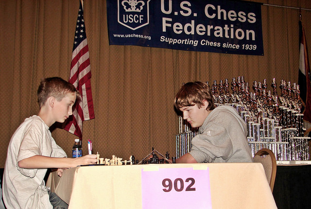 2007 National Youth Action Chess Championship St. Louis Missouri USA