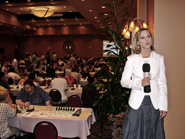 2007 Quebec Open Chess Championship Montreal Quebe, Canada