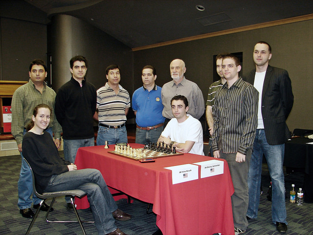 2007 Spice Cup Chess Tournament Day 3 and 4 Lubbock Texas USA