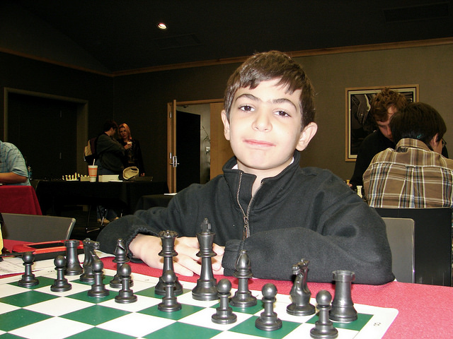2007 Spice Cup Open Chess Tournament Lubbock Texas USA
