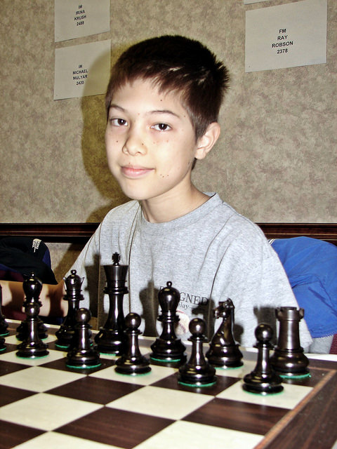 The Frank K Berry 2007 US Chess Championship Round 3 and 4 Stillwater Oklahoma