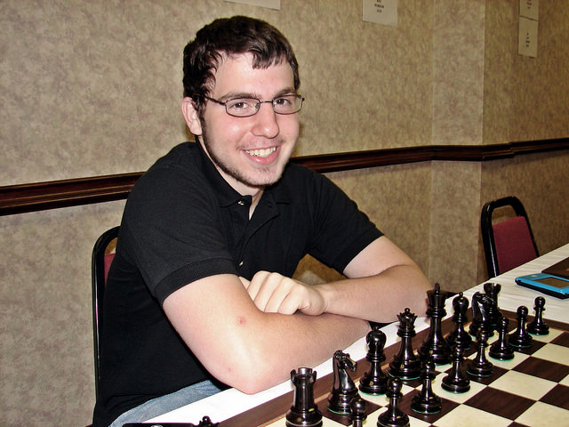 The Frank K Berry 2007 US Chess Championship Round 5 and 6 Stillwater Oklahoma