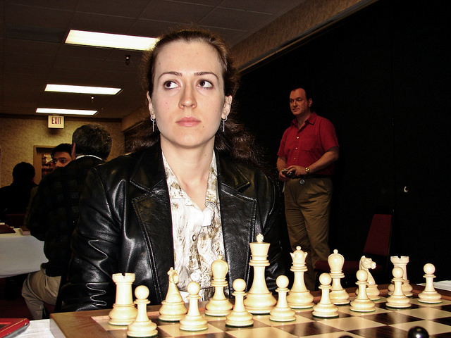 The Frank K Berry 2007 US Chess Championship Round 7 and 8 Stillwater Oklahoma