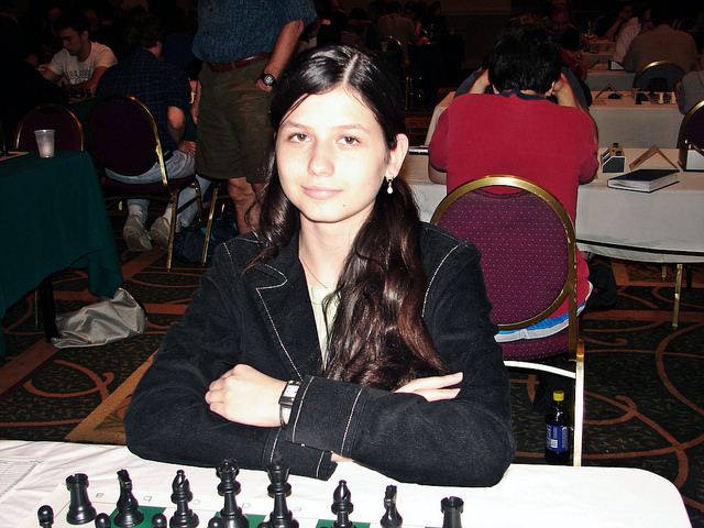 2007 US Open Chess Championship Cherry Hill New Jersey USA