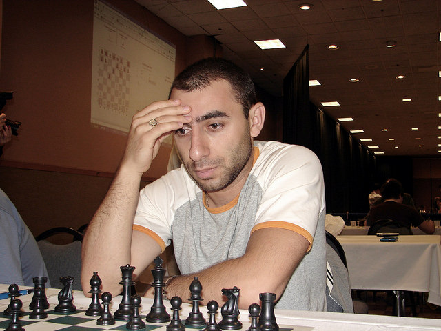 2007 World Open Chess Tournament Valley Forge Pennsylvania USA