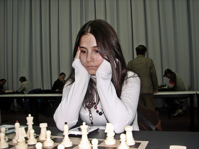 2007 Zagreb Open Chess Tournament Day 3 and 4 Zagreb Croatia