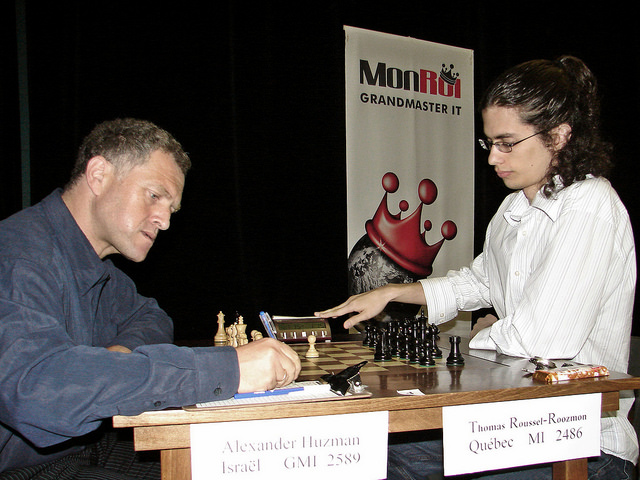 2008 Canadian Open Chess Championship Round 8 9 and Awards Ceremony