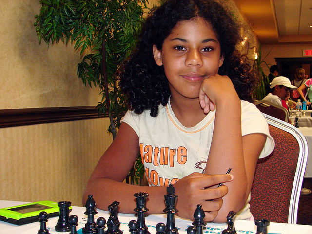 2008 Canadian Youth Chess Championship Day 2