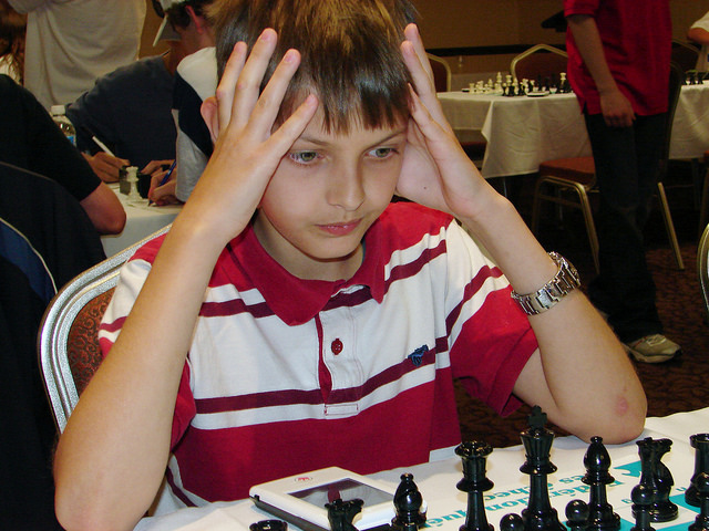 2008 Canadian Youth Chess Championship Day 3