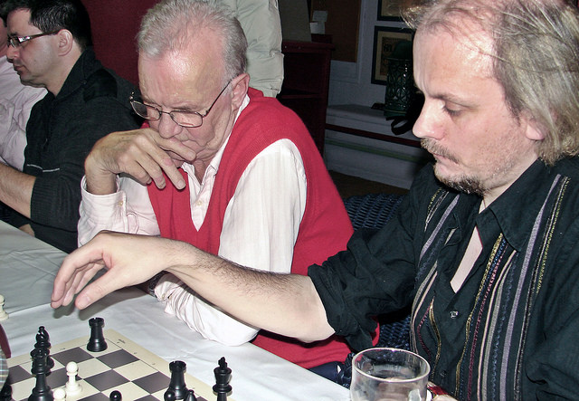 2008 GibTelecom Chess Festival Blitz and Pair Blitz