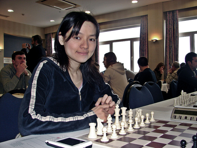 2008 GibTelecom Chess Festival Round 1 and 2 Gibraltar