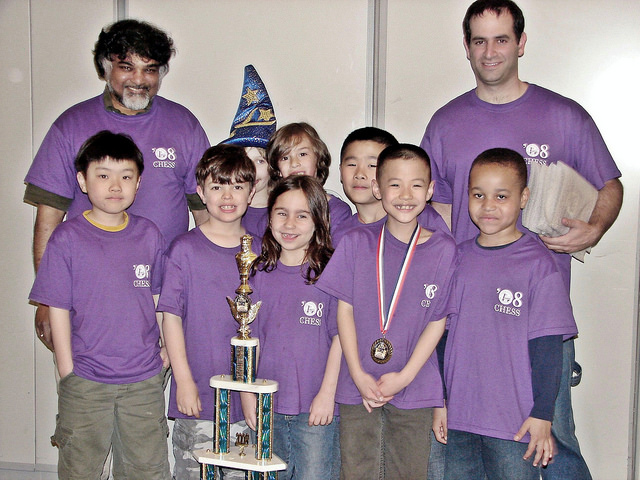 2008 National Elementary Chess Championships