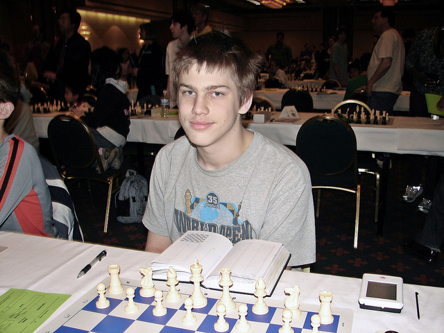 2008 National Junior High Chess Championship