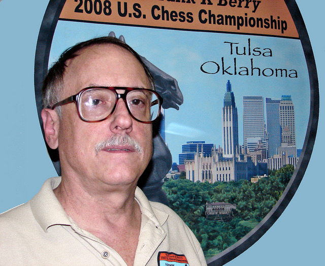 The Frank K Berry 2008 US Chess Championship Day 1 and 2, Tulsa, Oklahoma