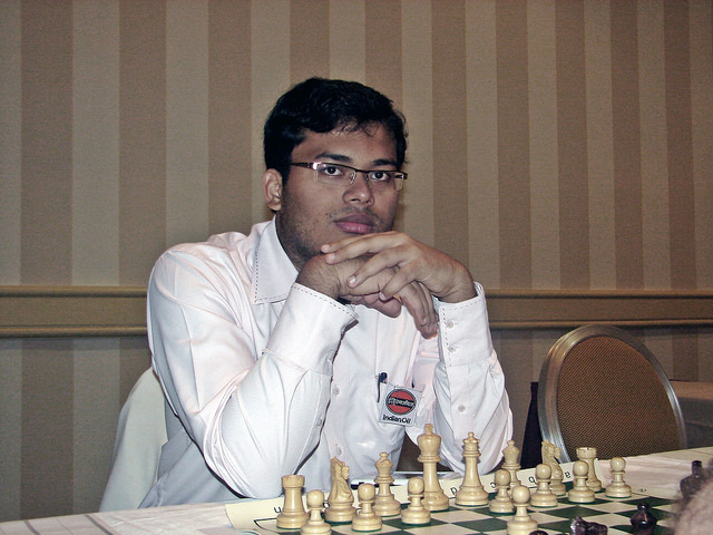 2008 World Open Chess Tournament