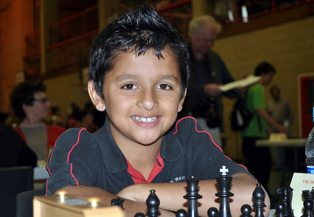 2009 British Land UK Chess Challenge Terafinal