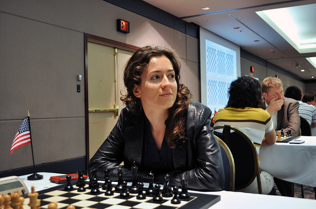 2009 Canadian Open Chess Championship Day 4
