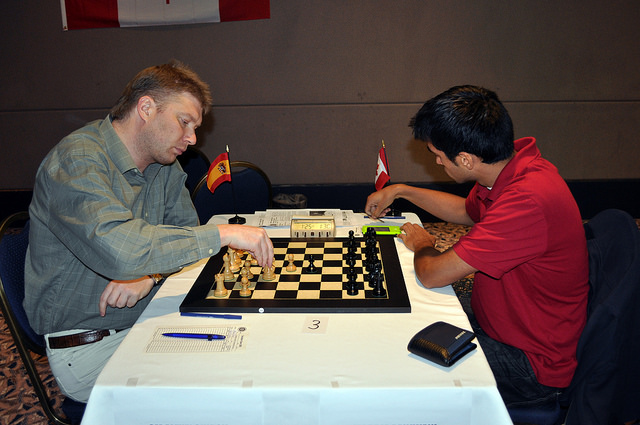 2009 Canadian Open Chess Championship Day 5
