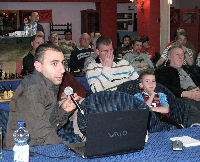2009 GibTelecom Chess Festival Side Events