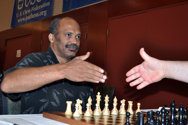 2009 US Open Chess Championship Day 8