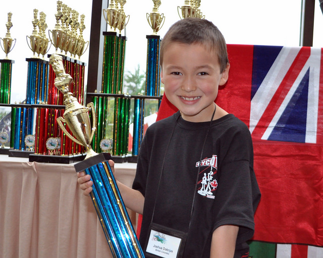 2010 Canadian Youth Chess Championship Awards