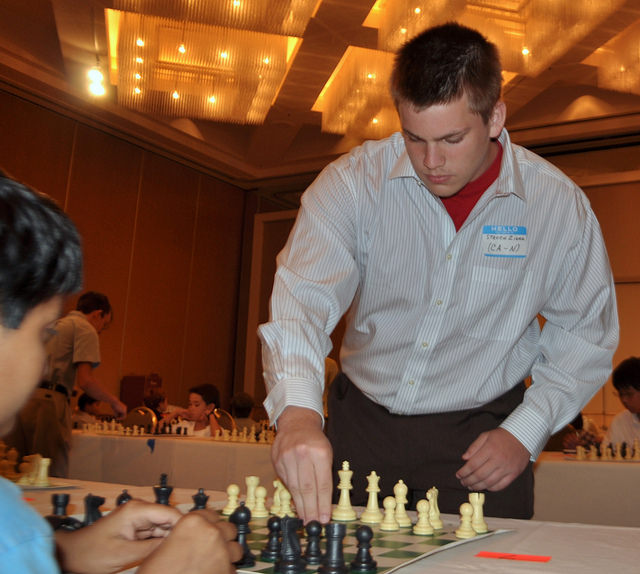 2010 Denker Chess Championship Simul