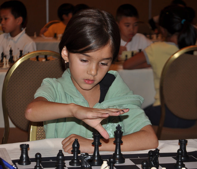 2010 US Open Chess Championship Scholastic Tournament