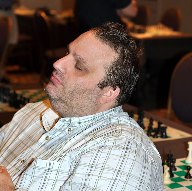 2011 Canadian Open Chess Championship Ben Finegold Blindfold